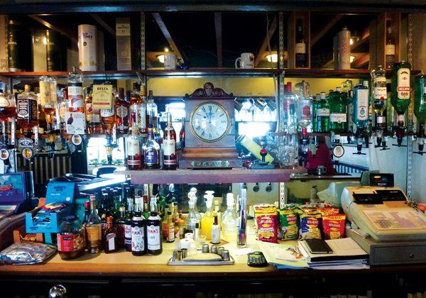 Club-Bar