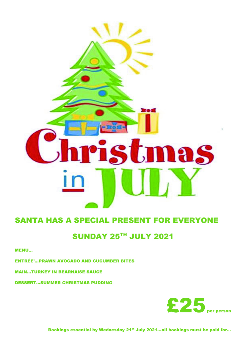 christmas in july poster 2021 copy